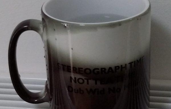 StereoGraph Coffee Mugs