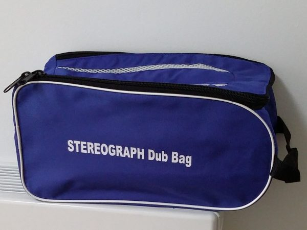 StereoGraph - Boot Bag img