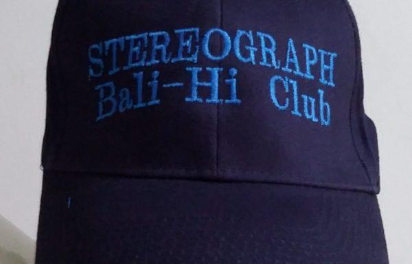 Bali Hi Club – Baseball Cap