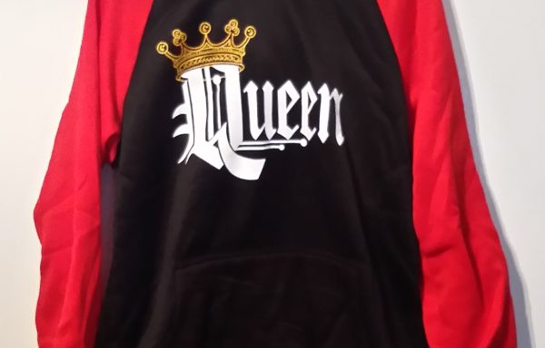 StereoGraph Queen – Lady's Hooded Jumper Top