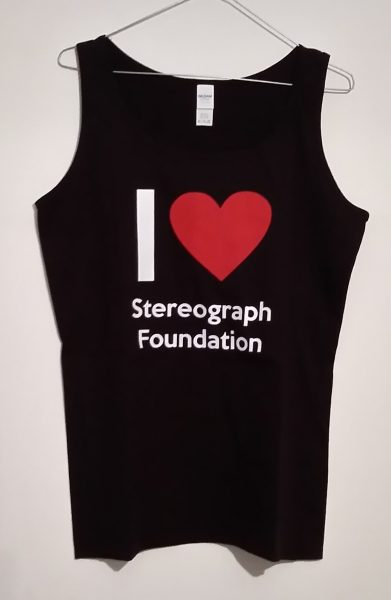 I-Love-StereoGraph-Lady's-Vest