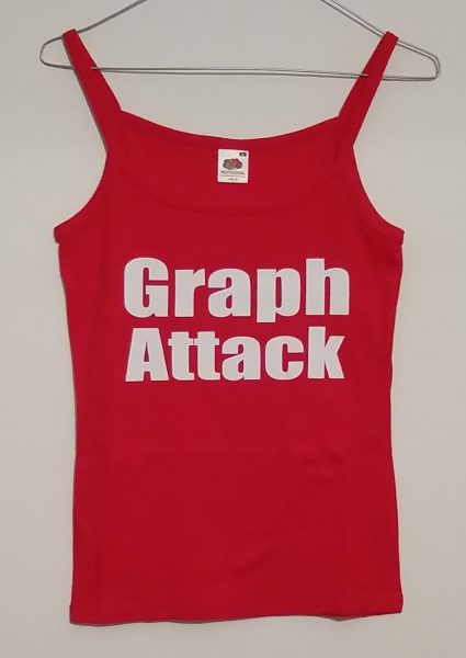 StereoGraph - Lady's Graph Attack Vest img